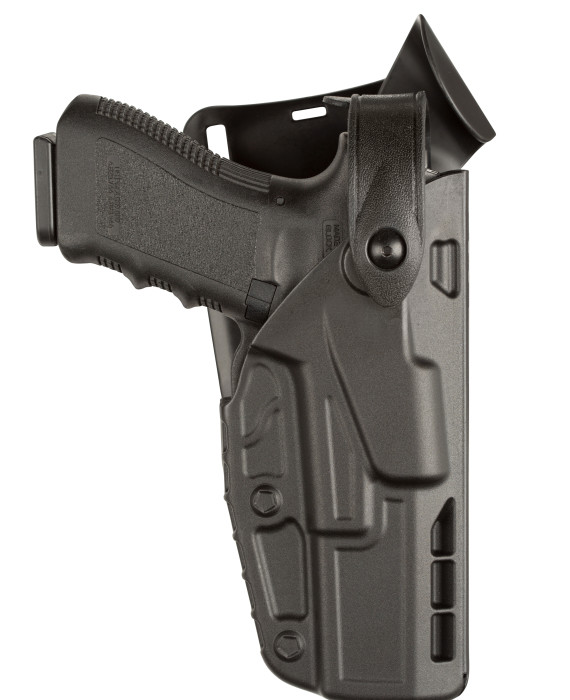 RADAR - Tactical Dual Retention LowRide Holster - British Service Issue